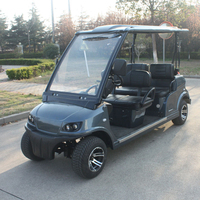 EEC Certificate Street Legal Electric Golf Buggy (DG-LSV4)