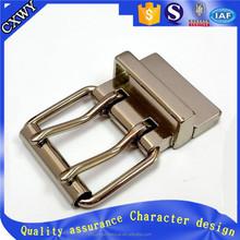 Custom metal novelty belt buckle