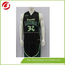 2015 New Fashion Logo Design For Basketball Jersey Tshirt