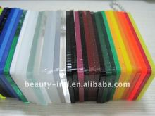 good quality acrylic PMMA board with SGS approved