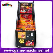 Playground equipment luxury street basketball machine / simulator shooting basketball