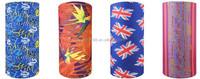 Wholesale neck scarf headwear multifunctional bandana, Fashion Elastic Magic Seamless Sports Multifunction Bandana