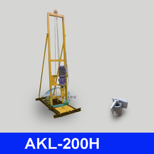 Your best purchase chance, AKL-200H surface drill rigs
