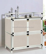 Steel wardrobes cabinet kitchen drawer cabinet cabinet designs for small bedroom cheap aluminium alloy cabinet