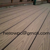 Eco Friendly WPC Decking
