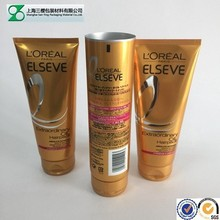 Cosmetic Tube Metalized FIVE layers L'Oreal Choise Hair Shampoo