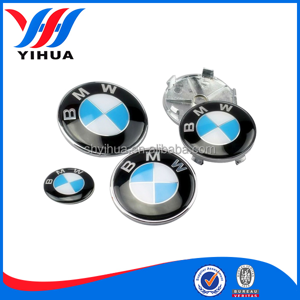 2014 custom 3d car emblems and namesbadges with 3M sticker