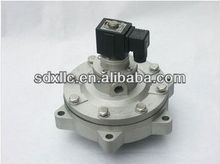 right angle pulse jet diaphragm valve used for dust filteration