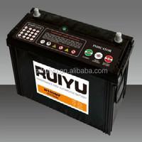 12v 100ah for many kinds automobiles battery car accessories dubai