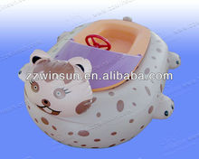 Kiddy play ISO inflatable boat cat