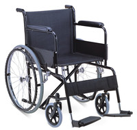 Promotions durable wheelchair only 37.8USD ----- delivery time 10 days contact us and get samples free