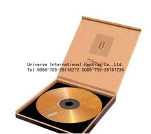 packaging box for CD