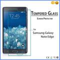 Fabbrica di shenzhen 0.3mm 2.5D vetro temperato protezione dello schermo per samsung Galaxy Note bordo vatop telefoni cellulari