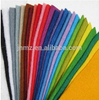 colorful non woven felt 20mm from manufacturer