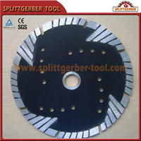 Circle Continious Saw Blade For Cutting Concrete
