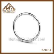 High end 33mm stainless steel split ring