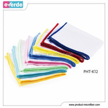 multi pack household surface absorption cleaning microfiber cloth for promotional wholesale