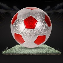 Best promotional customized photo soccer ball / football