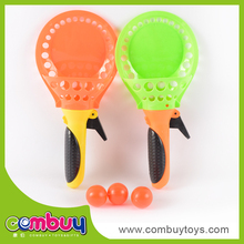Children plastic scoop catch ball toy sport game outdoor used