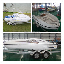 SANJ SJFZ16 Combined Boat--for SANJ& yamaha PWC, with CE