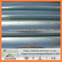 BS1387-1985 Class A/B/C Hot Galvanized steel pipe