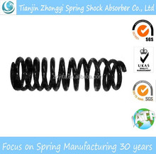 Japanese auto spare parts 17mm wire dia spring