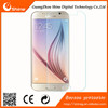 Best Selling 2.5D Tempered Glass Screen Protector For Samsung GALAXY S6 Edge G9250 Factory Wholesale/Custom package