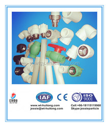 plumbing materials all types of ppr pipe fittings
