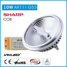 2015 best seller 10000CD led reflector ar111 g53 12w