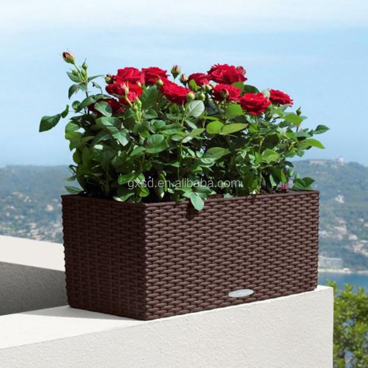 S&D balcony plastic rectangular long garden flower pots,flower pot stand (13).jpg