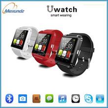 smart bracelet watch with 1.54 Inch Screen, Dual Core CPU, Bluetooth 4.0