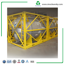 High Quality 20 ft Container for Liquid Gas Storage