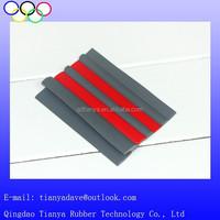 rubber rubbing strip fender bumper strips for boat anti-collision of plastic /pvc