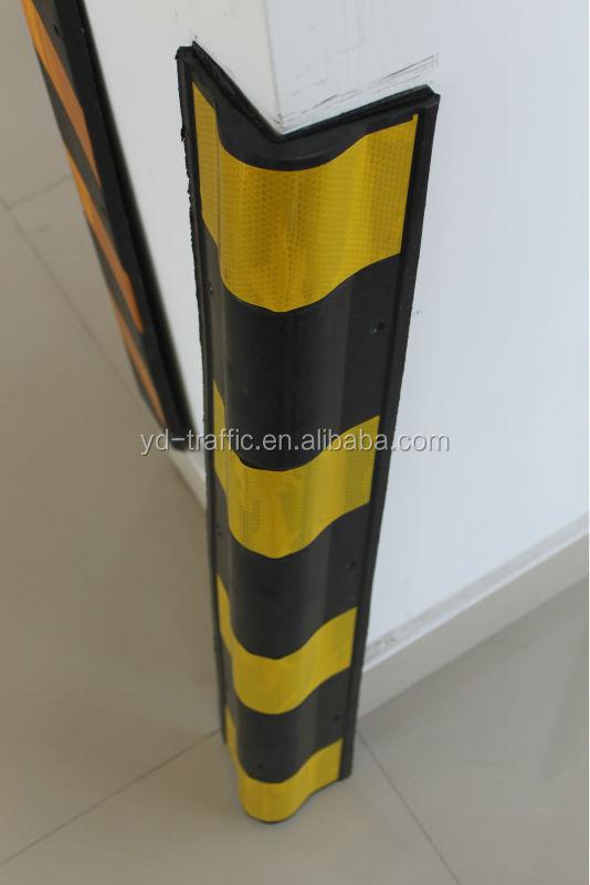 Corner Pvc Protcror : Cm rubber corner guard pvc wall round