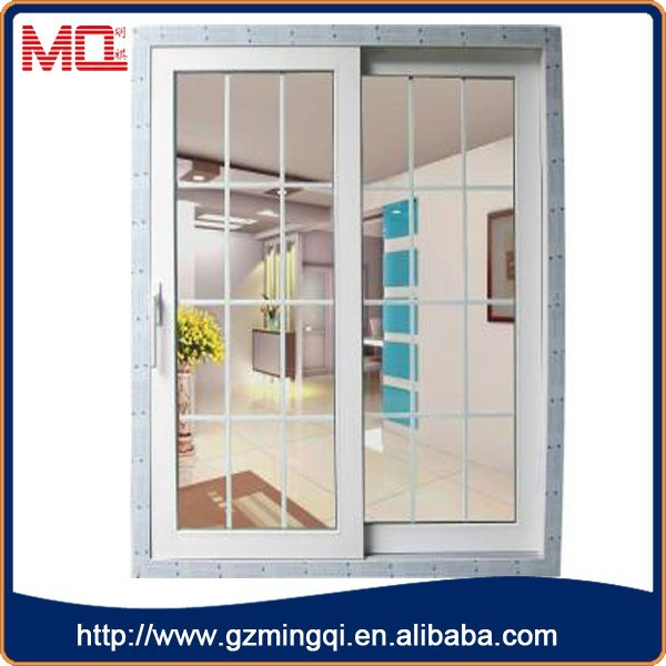 low price pvc used sliding glass doors sale view used