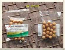FDA Golden peanut sesame ball,canned rice cracker,health food