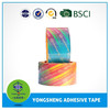 Wholesale custom super clear printed packing tape with china supplier