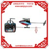SKYARTEC 2014 Newly MNH04 7CH 2.4G LCD WASP AUTO CP one key Switchover Inverted wasp rc helicopter
