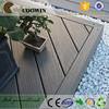 indoor outdoor wpc bamboo wood plastic composite decking
