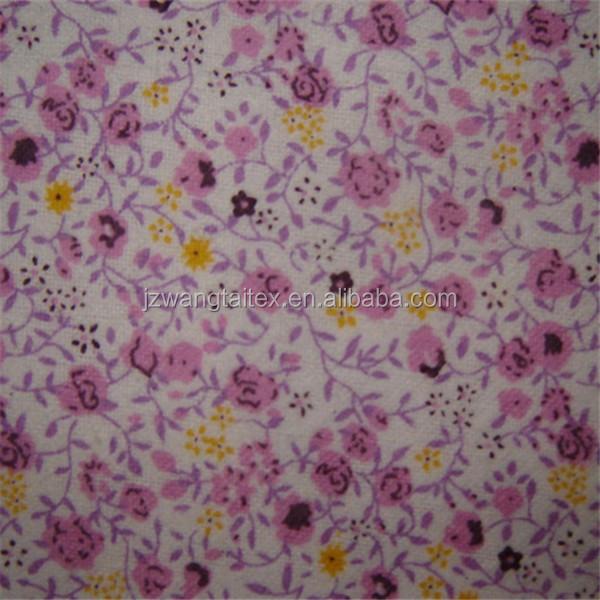 Wholesale 100 cotton flannel print fleece fabric for baby for Wholesale baby fabric