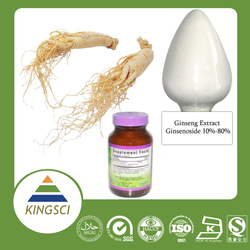 Low Pesticides Ginseng Root Extract , Ginseng Dry extract 5%-20% Ginsenosides, Panax Ginseng Extract