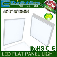 zhong shan factory product 48W 600x600 led panel light 6500k CE RoHs approval