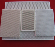 Infrared Honeycomb Ceramic Plate For Burning ,Infrared Gas Burner Plate