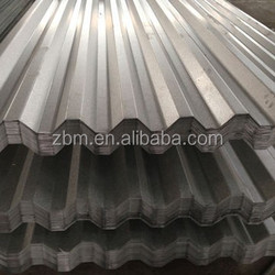 aluminum galvanized iron sheet roofing sheet/tile building materials hot sale Africa Market