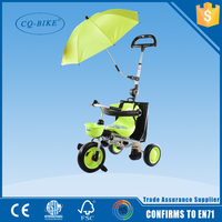 new arrival good quality cixi oem factory kids metal tricycle