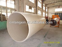 cheap underground big diameter pvc pipe and fittings