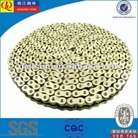 O-Ring Motorcycle Chain 420 428 428H 520 525 530 630