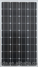 (ODA130-18-M) PV solar panel 130W 18v mono panel