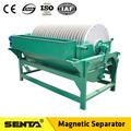 magnetita de mojado y seco separador magnético