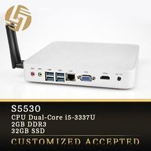 China oem electronic ddr 3 mini desktop of guangzhou